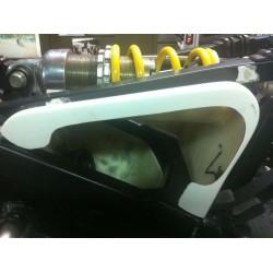 Boite à air supérieur Honda RS 125 NF4