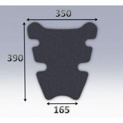 Mousse de selle néoprène type 54