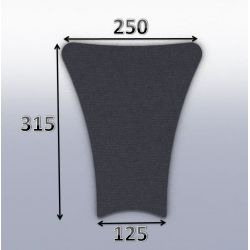 Mousse de selle néoprène type 59