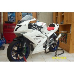 Carénage RS 125 Aprilia 2005+
