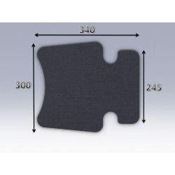 Mousse de selle néoprène type 38