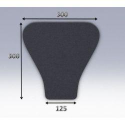 Mousse de selle néoprène type 39