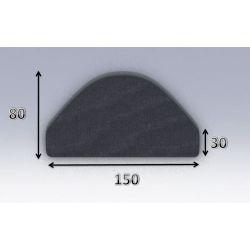 Mousse de selle néoprène type 43