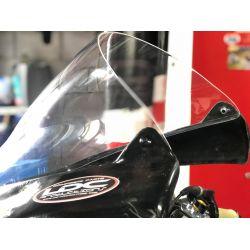 Plexi double RS 125 Aprilia